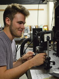 Students share summer work experiences