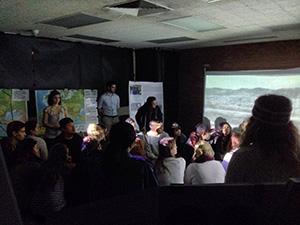 German classes create exhibit for Syria