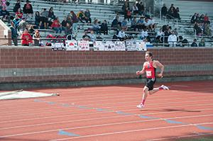 Track and field thrives throughout season