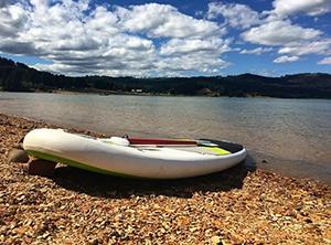 Editor explores summer activies at Hagg Lake