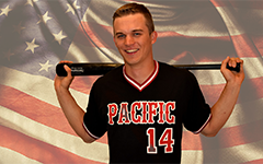 Alumnus drafted by Miami Marlins