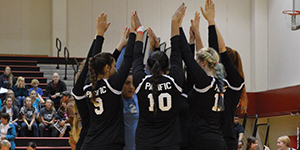 Volleyball set to be a force in NWC