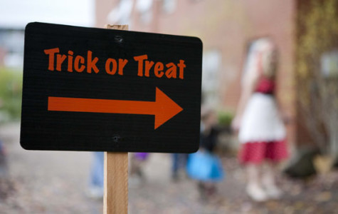 Hall-O-Safe provides safe place to trick or treat