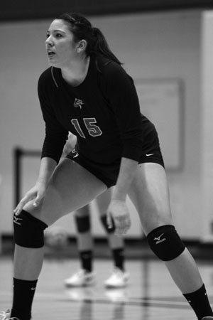 Volleyball reflects on season