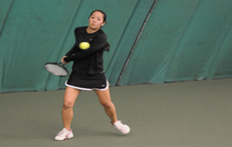 New coach, new start for women's tennis team