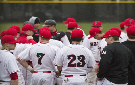 Baseball concludes with loss to Puget Sound
