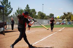 Hill looks ahead for softball future