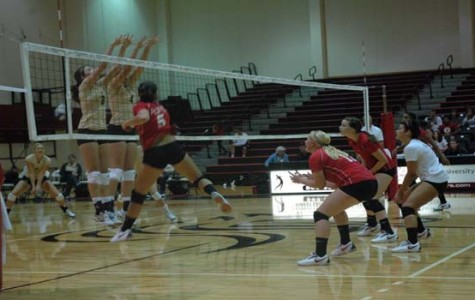 Volleyball travel heightens team dynamic