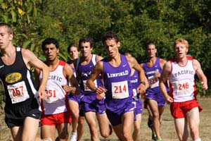 Cross country sets sights on NWC Championship