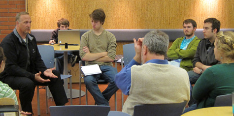 CPS addresses questions: Students' worries discussed at forum