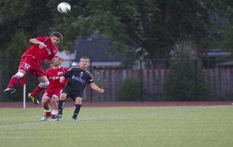 Improvement needed, men's soccer sets eyes on future