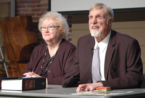 Berglund brings art lawyer to campus