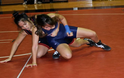Women's wresting brings home two championship titles