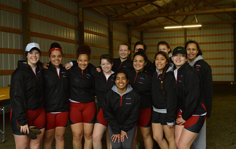 Fresh new faces come to Rowing