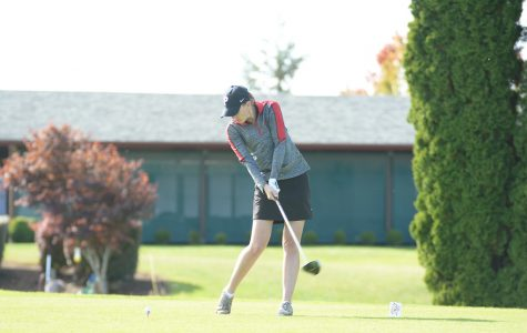 Golf improves throughout fall season