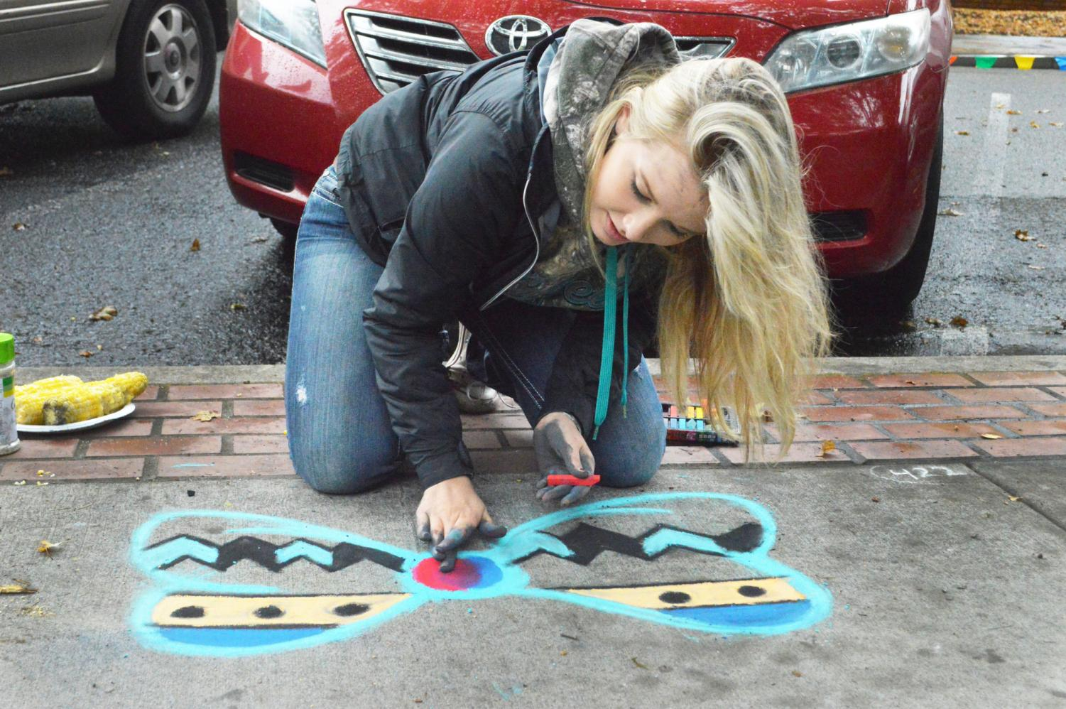 This year's Chalk Art Festival will be held on Sept. 16 from 8 a.m. to 4 p.m. and will provide color to the streets of downtown Forest Grove.