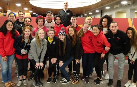 Handball travels to Nationals