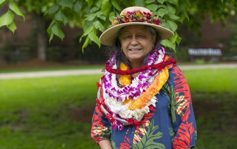 """Aunty Edna"" bids Pacific farewell"