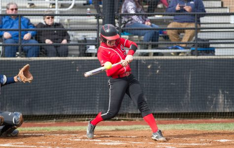 Softball makes noise in conference