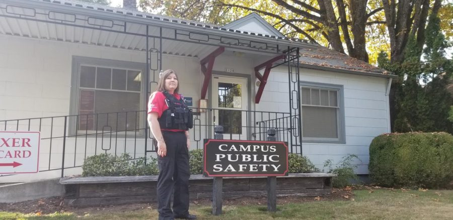 Campus Public Safety team welcomes new officer