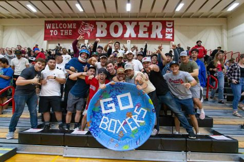 Boxer Giving Day increases donations