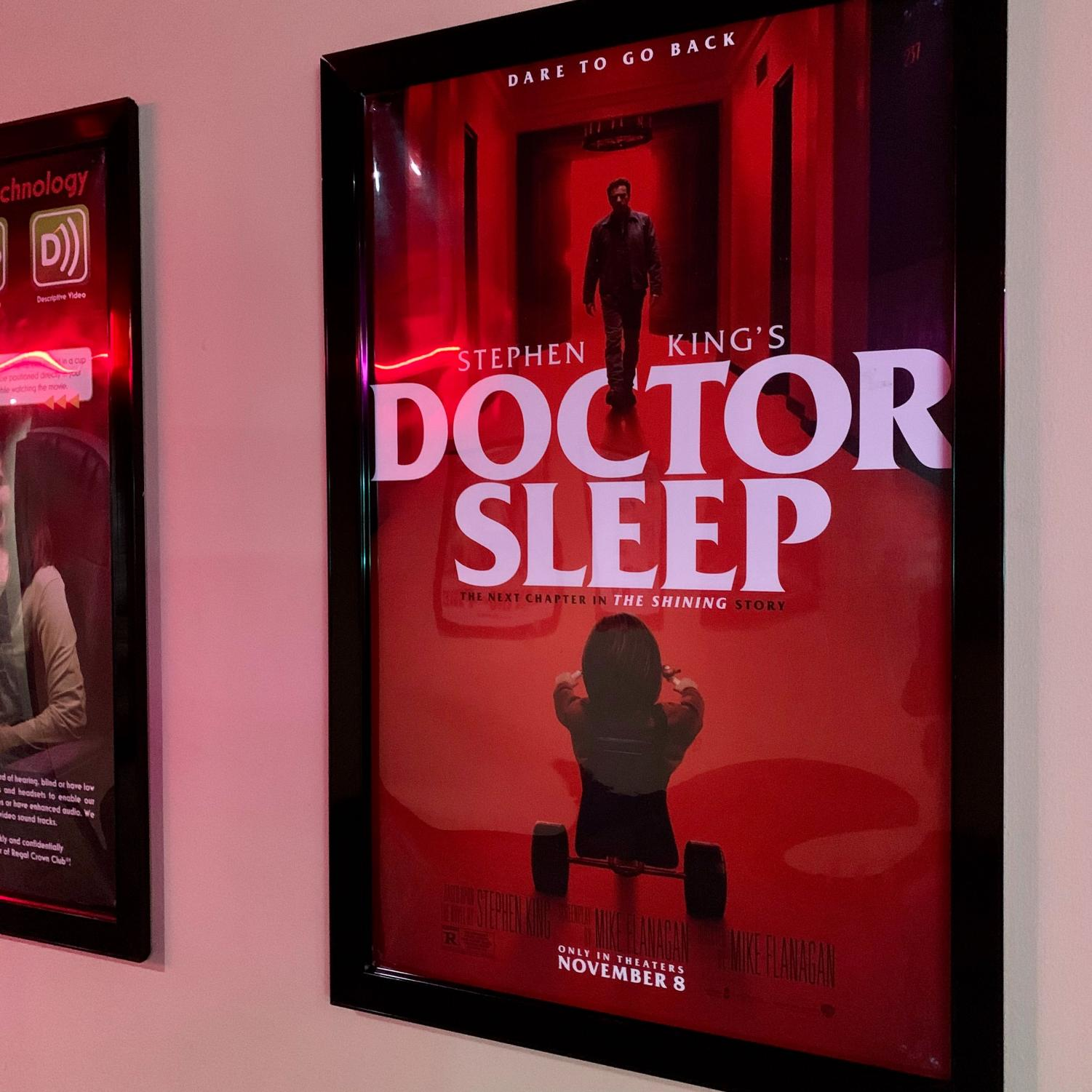 "Poster for ""Doctor Sleep""."