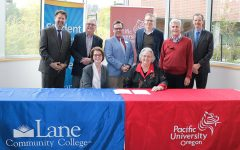 Lane Community College forms partners with Pacific University