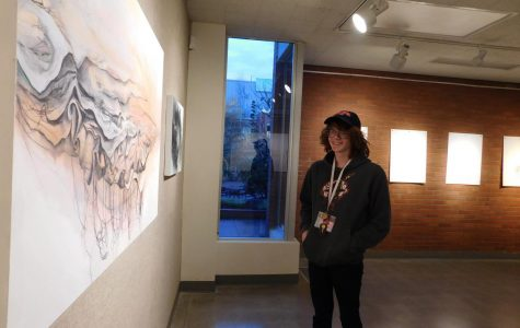 """Artist Kate Lund explores her relationship with the environment in intricate exhibition titled """"Sway"""""""
