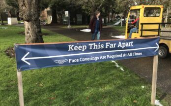 Pacific's response to COVID is ongoing, with the school taking many precautions when it comes to student and faculty safety.
