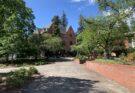 Marsh Hall on Pacific's campus (Kaleb Makimoto)